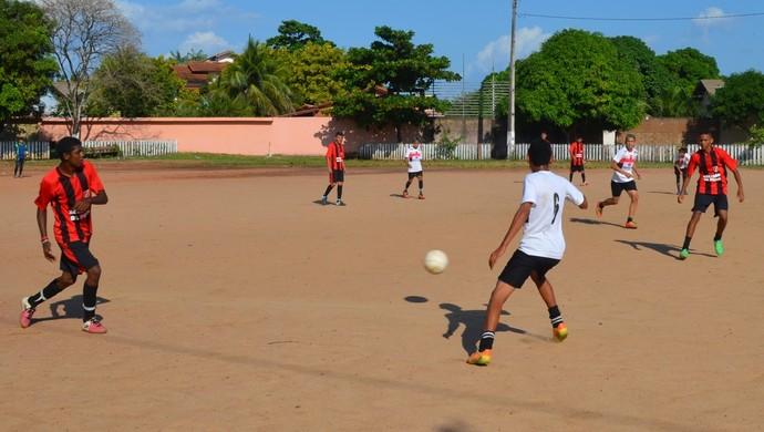 Campeonato sub-16 Santarém (Foto: Weldon Luciano/GloboEsporte.com)