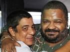 Zeca Pagodinho pede corrente de orações para Arlindo Cruz: 'Força'