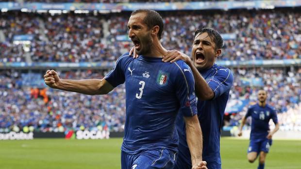 Itália X Espanha - Eurocopa 2016  cfc14f8a33c29