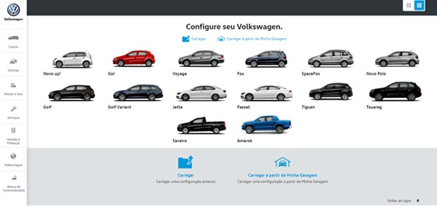Fusca sai do configurador (e das concessionárias) da Volkswagen (Foto: Reprodução)