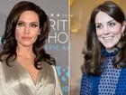 Kate Middleton e Angelina Jolie inspiram cirurgias plásticas