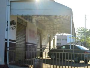 Latrocínio Patos de Minas Comerciante Suspeitos Irmãos (Foto: Aislan Henrique/Arquivo Pessoal)