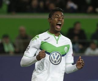 Bruno Henrique Wolfsburg (Foto: AP)