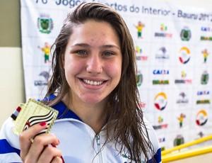 Gabriela Jogos Abertos do Interior 2012 (Foto: Wilian Olivato / Lettera Comunicação)