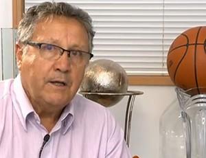 Carlos Nunes presidente da CBB (Foto: Reprodução SporTV)