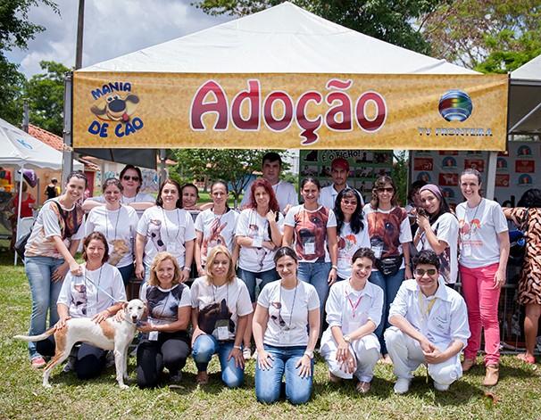 """Pastoral participará da 8ª Edição do Mania de Cão com o projeto """"Faça um carinho"""" (Foto: Rodrigo Oliveto)"""