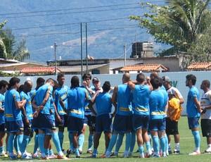 Treino Botafogo Saquarema (Foto: Fred Huber / Globoesporte.com)