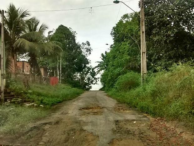 Crime ocorreu dentro da casa do idoso na Zona Leste de Manaus (Foto: G1 AM)