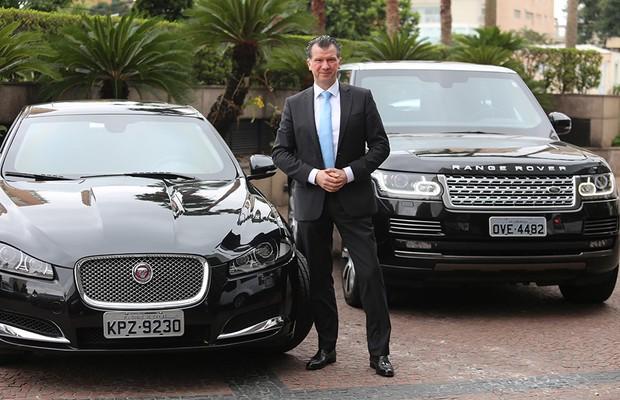 Frank Wittermann, presidente da Jaguar Land Rover para a América Latina (Foto: Jaguar Land Rover)