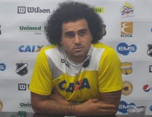 Neto Coruja, volante do ABC (Foto: Divulgação/ABC)