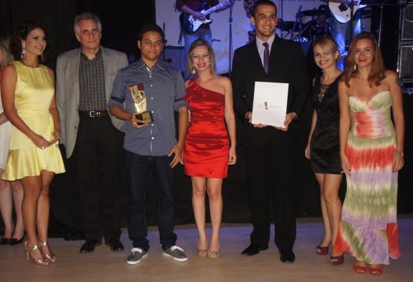 A 9 Ideia surpreendeu e levou o primeiro lugar na categoria Mercado (Foto: Daniel Sousa/ TV Cabo Branco)