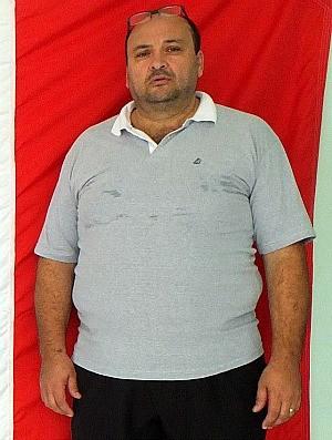Marcos Santos, responsável pela futebol do Vilavelhense (Foto: Divulgação/Vilavelhense FC)
