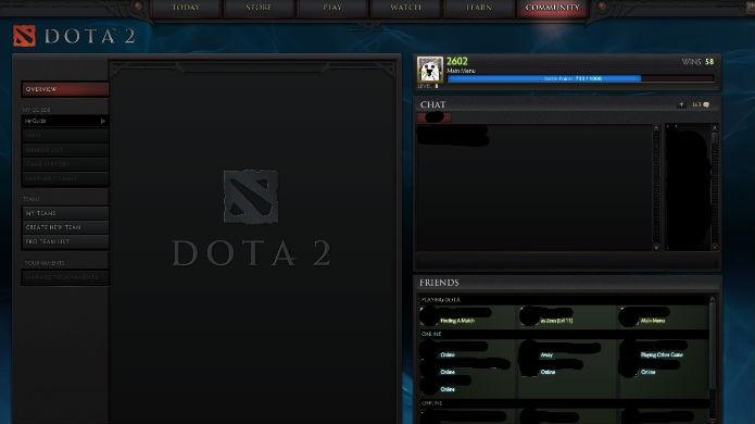 Organize algumas partidas contra os bots de DotA 2 (Foto: Divulgação/Valve)