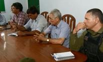 Órgãos planejam ações para coibir roubo de gado em áreas de Santarém (Reprodução/TV Tapajós)