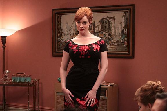 Christina Hendricks em 'Mad Men' (Foto: Divulgação)