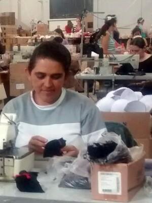 db58059bd História da lingerie em Nova Resende coincide com início da produção em  Juruaia. (Foto