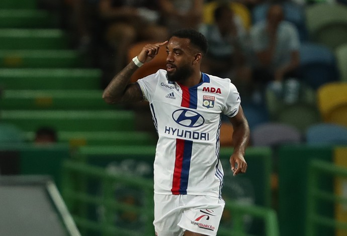 Alexandre Lacazette Lyon (Foto: Getty Images)