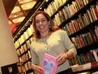 Na reta final, Cissa Guimarães rebate críticas a novela 'Salve Jorge'