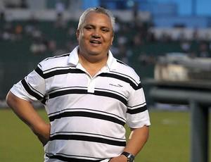 Branco Figueirense (Foto: Antônio Carlos Mafalda / Ag. Estado)