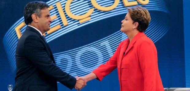 AO VIVO: debate final entre Aécio e Dilma (AO VIVO: debate final entre Dilma e Aécio (AO VIVO: último debate de Dilma e Aécio (AO VIVO: último debate de Dilma e Aécio (Alexandre Durão/G1))))