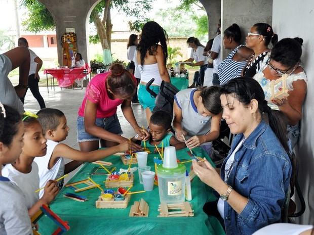 Na oportunidade Dentro serão abertos os Jogos Estudantis das Escolas Municipais (Foto: Antônio Leudo/ Ascom)