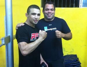 Leandro Higo Mario Novaes MMA (Foto: Divulgação)
