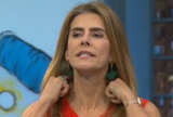 """Após promessa de Maitê Proença, René Simões prevê: """"Vai ficar nua"""""""