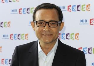 Apresentador e produtor francês Jean-Luc Delarue (Foto: Gonzalo Fuentes/Reuters)