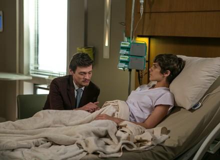 Antonio diz a Letícia que será seu próximo marido