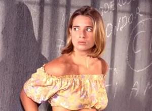 Letícia Spiller como Babalu (Foto: TV Globo)