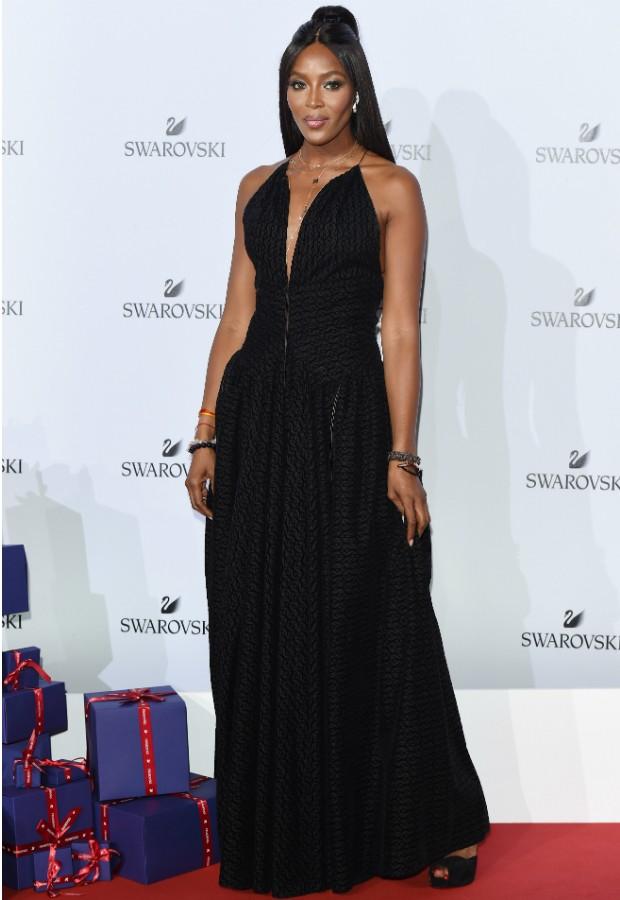Naomi Campbell (Foto: Divulgação)