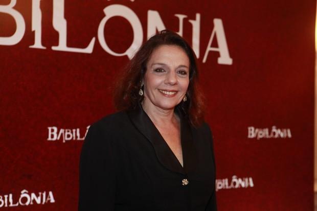 Rosi Campos (Foto: Isac Luz / EGO)
