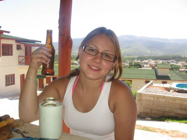 Franciele Ferreira Crapanzani foi morta aos 24 anos, em 2009 (Foto: Reprodução/Facebook)