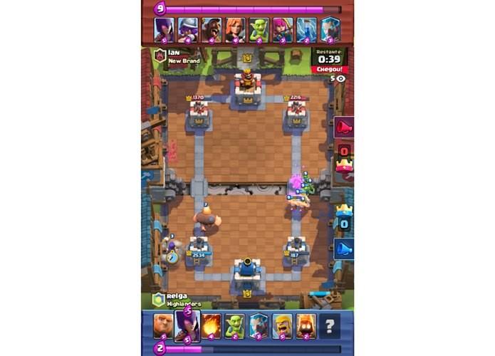 Regras do Torneio nivelam o jogo, tanto no nível dos jogadores, como nas cartas usadas (Foto: Reprodução / Supercell)