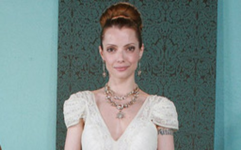 Vestidos de noiva usados por Julia Petit no 'Base Aliada' (09/05)