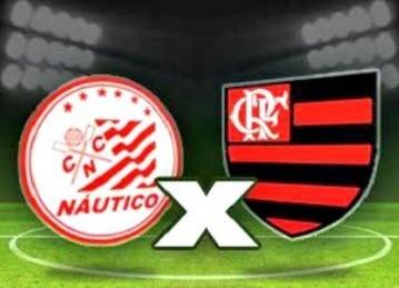 Nautico X Flamengo (Foto: Reprodução / Internet)