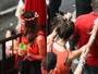 O melhor beijo, a pé de cana... Veja o top 10 do domingo de carnaval