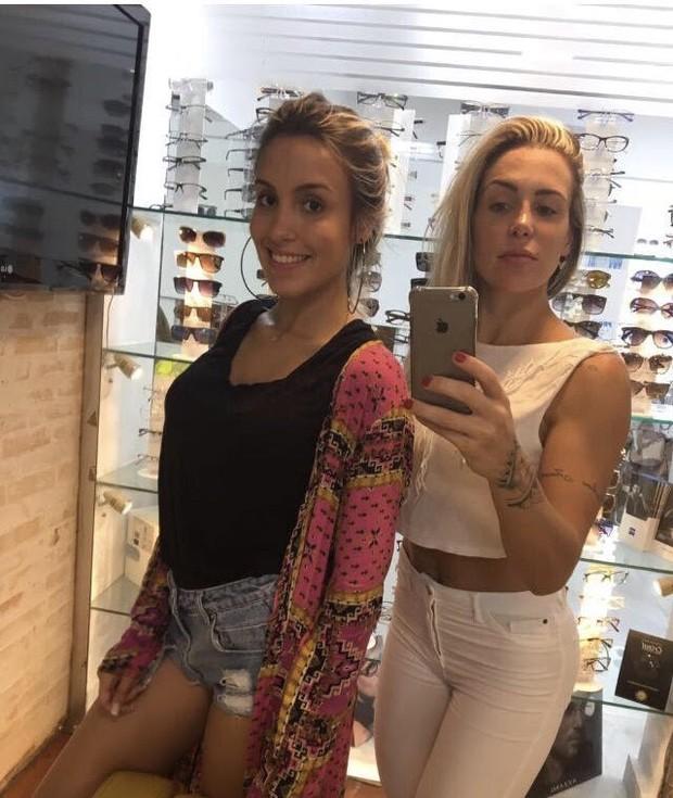 Ana Luiza e Joana Machado (Foto: Reprodução/Instagram)