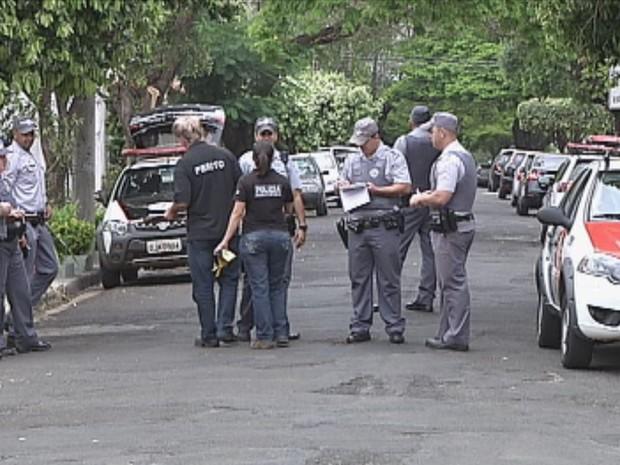 Inquérito vai investigar ação de policial (Foto: Reprodução / TV TEM)