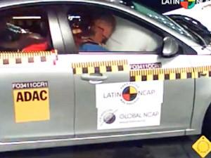 airbag (Foto: Divulgação/Latin NCap)