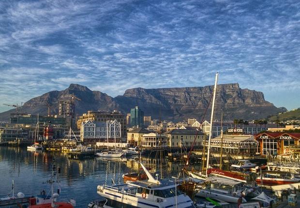 Cidade do Cabo, África do Sul (Foto: Pexels)