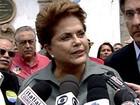 Dilma Rousseff promete aumentar investimentos na preservação de cidades históricas