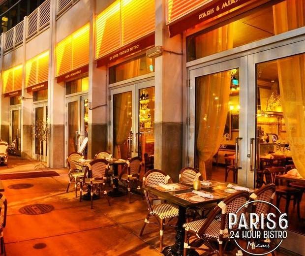 Paris 6 em Miami (Foto: Reprodução/Instagram)