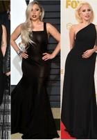 A evolução de estilo de Lady Gaga: do vestido de carne ao pretinho básico