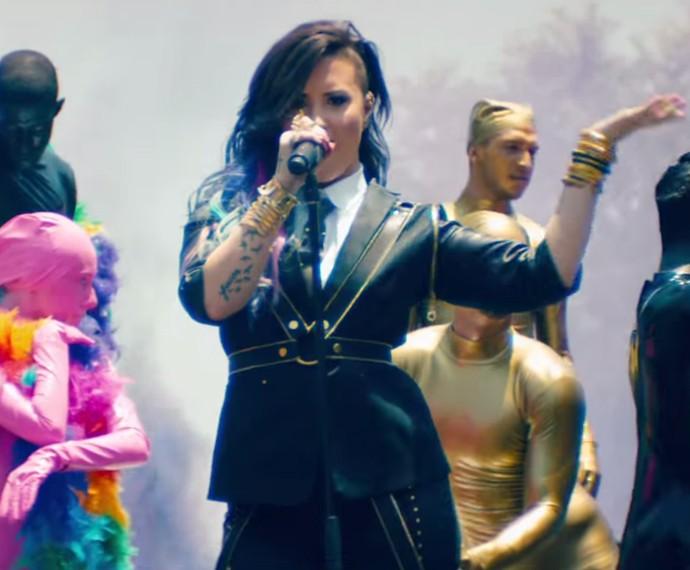 A cantora sempre fez questão de defender o direito dos homossexuais  (Foto: Reprodução)