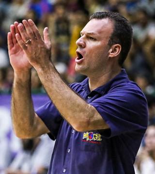 Danilo Padovani técnico Mogi das Cruzes basquete (Foto: Bruno Lorenzo/LNB)