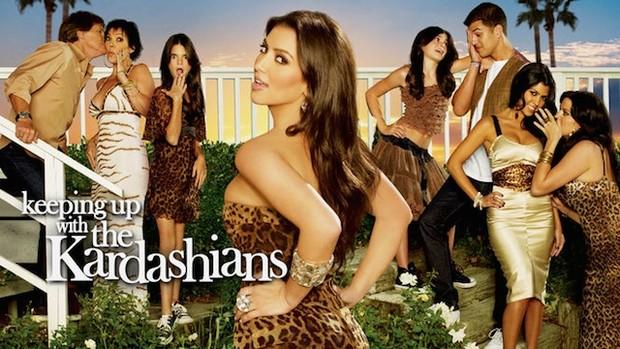 Keeping up With the Kardashian (Foto: Divulgação)