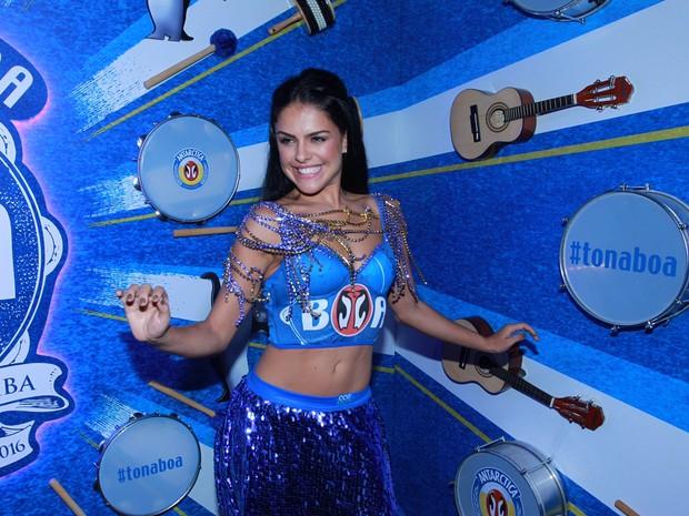 Paloma Bernardi (Foto: Marcello Sa Barretto/AgNews)