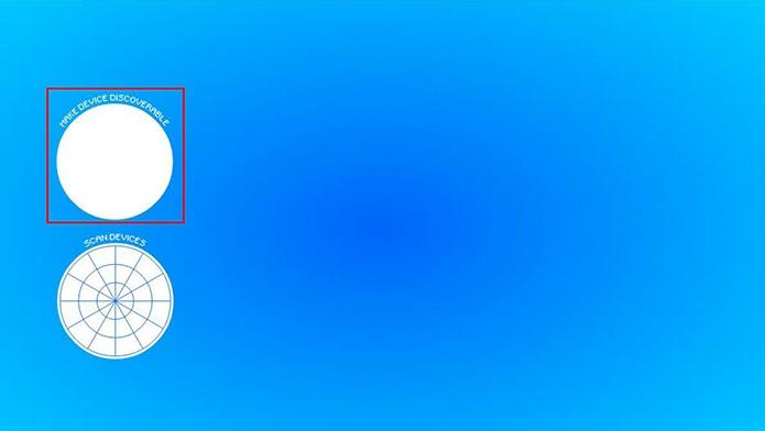Torne o tablet visível via Bluetooth (Foto: Reprodução/Paulo Alves)