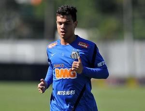 Bernardo Santos (Foto: divulgação / Santos FC)